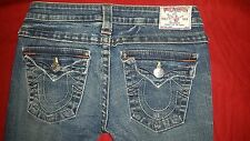 True Religion Joey Boot Women's Jeans size 28, inseam 32