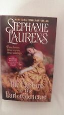 Cynster Sisters: The Capture of the Earl of Glencrae # 3 by Stephanie Laurens