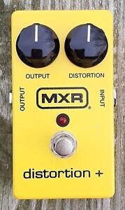 MXR Distortion Plus (1N270 Germanium Diodes and LM741 IC)