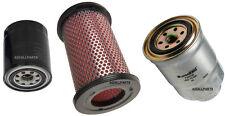 Per Nissan Navara D22 2.5 TD 08 PEZZI DI RICAMBIO FILTRO KIT SET SPIN su tipo di metallo