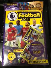 Panini Premier League Sticker 2020 Starter Pack