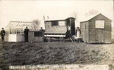 More details for lewknor near watlington. edward's works. greenhouse, caravan & shepherd's hut.