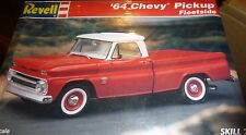 REVELL 1964 CHEVY PICKUP TRUCK 1/25 Model Car Mountain FS