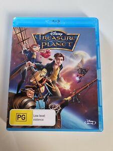 Treasure Planet - Disney - Bluray