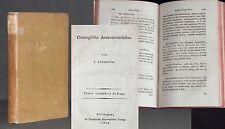 ARNEMANN Chirurgische Arzneimittellehre 1803 Medizin Pharmazie SELTEN