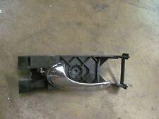 JAGUAR XJ8 XJR VANDEN PLAS 98 99 00 01 02 2003 LEFT DRIVER INTERIOR DOOR HANDLE