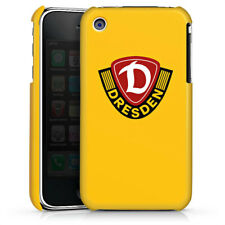 Apple iPhone 3Gs Premium Case Cover - Dynamo Gelb