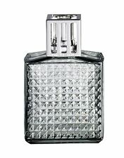 Lampe Berger Paris Duftlampe Flakon 4473 Diamant grau in Geschenkbox NEU