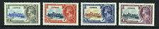 More details for cyprus king george v 1935 the royal silver jubilee set sg 144 to sg 147 mint