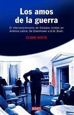 Los amos de las guerras (Spanish Edition) by Nieto, Clara