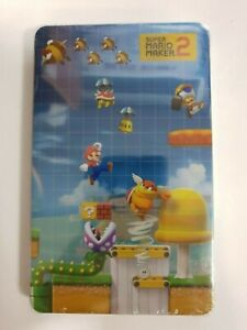 Super Mario Maker 2 Nintendo Switch STEELBOOK only New & Sealed