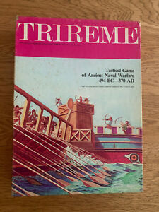 Trireme - Avalon Hill - Ancient Naval Warfare