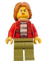 Lego Frau Diebin Betrügerin Einbrecherin Gangster Minifigur City cty867 Neu