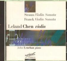 Strauss(CD Album)Violin Sonata-