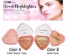 Beauty Treats Heart Highlighter - Gold