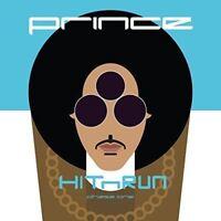 Prince - HitnRun Phase One - CD Album Damaged Case