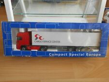 """Joal Daf XF 430 + Trailer """"Cargo Service Center"""" in Red/White on 1:50 in Box"""