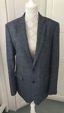 """Jasper Conran Grey Wool Blend Jacket Blazer Smart/Evening/Work Chest 40"""""""