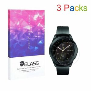 Screen Protector for Samsung Galaxy Watch 42mm Ver 9H Hardness Tempered Glass