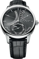 Reloj Maurice Lacroix Masterpiece MP6528-SS001-330-1 Masterpiece Lunar Retrograd