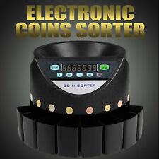 Conta Monete Automatico Conta E Separa Monete Professionale 8 Tagli Euro