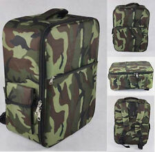 Camouflage Pro Shoulder Bag Case Quadcopter Backpack for DJI Phantom 3 Pro A2A2