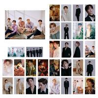30pcs Kpop NU'EST 2019 Album Photocards Mini Lomo Card ARON Kang Dong Ho Ren JR