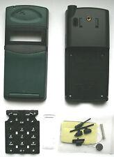 Komplett Gehäuse für Ericsson GF788 dunkelgrün neu