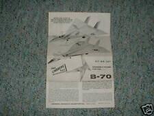 Lindberg Kit 567 B-70 Instructions A.