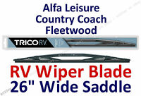 "Wiper Blade Alfa Leisure Country Coach Fleetwood RV Motorhome  - 26"" - 67261"
