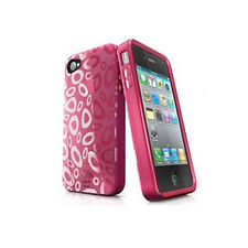 iSkin solo FX Special Edition Case For iPhone 4/4S - Pink NEW Retail Packaging