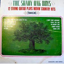 THE SHADY OAK BOYS the golden rocket/old joe clark LP++
