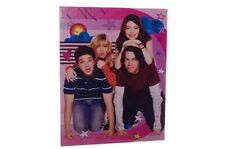 iCarly School Subject Note Paper Folder Lot of 3 Carly Sam Freddie Spencer NEW