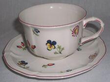 Villeroy & Boch Petite Fleur Tazza da tè e piattino
