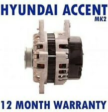 HYUNDAI ACCENT MK2 MK II - (LC) 1.3 1.6 BERLINA 2000 - 2005 RMFD ALTERNATOR