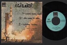 "7"" EP I GIGANTI CORRI UOMO CORRI +2 DAVID BOWIE SPACE ODDITY MOGOL 1970 MIURA"