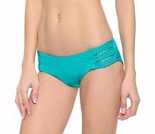 NEW VITAMIN A 'CHLOE' Triple Braid Bikini Bottoms Aruba Size M (8) $96