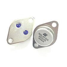10PCS TRANSISTOR ST TO-3 2N3055 NPN AF Amp Audio Power Transistor 15A/60V