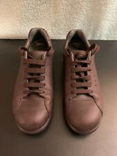 Camper Brown Lace Up Sneakers Leather Women's Shoes Sz 36/6