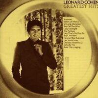"""LEONARD COHEN """"GREATEST HITS"""" LP VINYL NEU"""