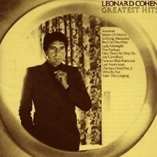 "Leonard Cohen ""GREATEST HITS"" LP VINILE NUOVO"