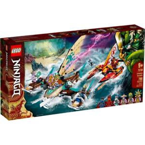 LEGO 71748 NINJAGO Catamaran Sea Battle (Brand New Sealed)