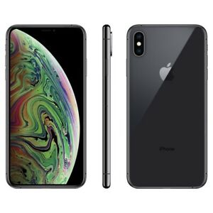 Apple iPhone XS Max - 256GB - Space Gray A1921 Broken For Parts