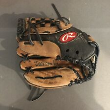 """Rawlings Savage  PP110MB 11"""" Youth Leather Baseball Glove  Left Hand Throw"""