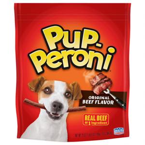 Pup-Peroni 25 oz Original Real Beef Flavor Tasty Treats Dog Snacks New