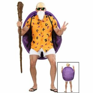 Anime Cosplay Master Roshi Halloween Clothing Adult Costume For Man