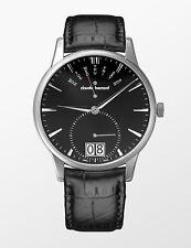 Claude Bernard By Edox Sophisticated Classics Retrograde Men's Watch 34004.3.NIN