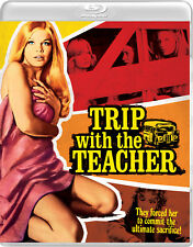 TRIP WITH THE TEACHER (new Blu-ray/DVD direct from Vinegar Syndrome)