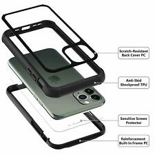 Full Body Case iPhone 11 Pro Rugged Heavy Duty Protection Shockproof Cover Slim