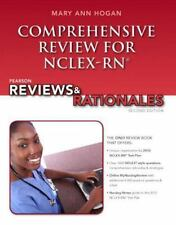 Pearson Reviews & Rationales: Comprehensive Review for NCLEX-